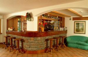 Sport Hotel Pampeago ingresso e bar