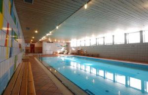 Sport Hotel Pampeago piscina