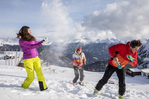 L'inverno in val di Fiemme per chi non scia