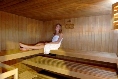 Hotel con Spa sulle Dolomiti sauna e bagno turco